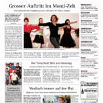 2012.05.04 The Contest _ Grosser Auftritt im Zirkus Monti